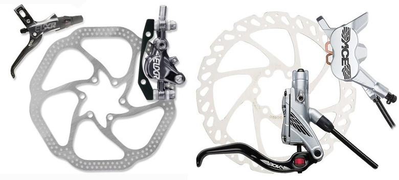Mountain Bike Hydraulic Disc Brakes Reviews Comparisons Specs