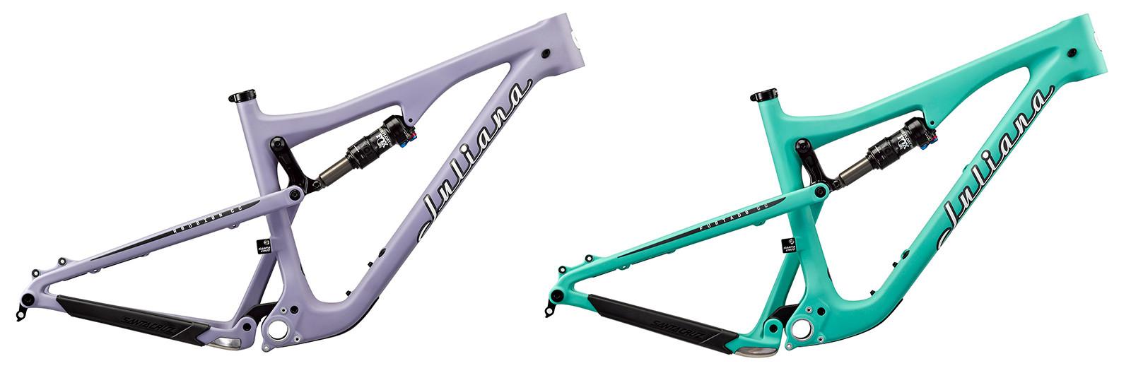 First Look, First Ride: 2016 Juliana Roubion II and Furtado II ...