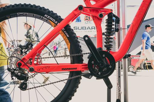 2017 Mongoose Bikes - 2016 Sea Otter Classic Pit Bits - Mountain