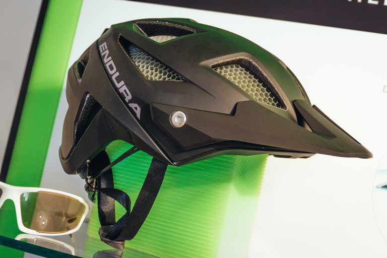 The new Endura MT500 helmet also uses the Koroyd material. Koroyd is unique  in that it replaces the commonly used EPS foam in a helmet while still  allowing ... 5aa7f80a3