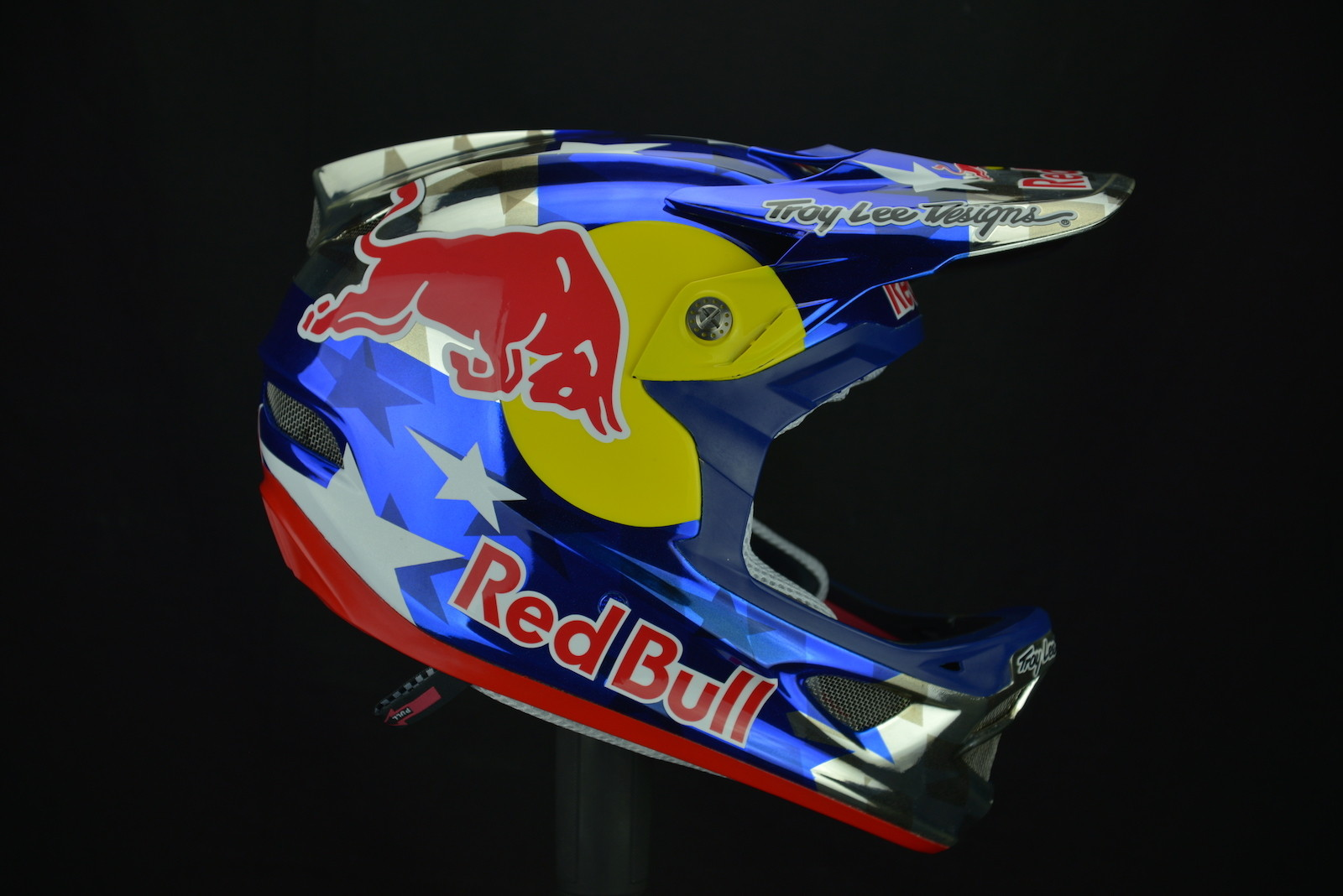 Aaron Gwin S Custom Troy Lee D3 For World Champs World
