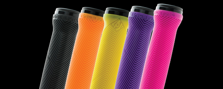 Silicone has never felt this good – Love Handle grips are in stock now and ready to order through your local bike shop!