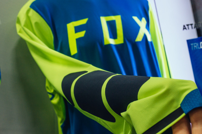 Fox Racing Attack Pro Jersey and FlexAir DH Pant - INTERBIKE - 2017 ... c85a1a3d4