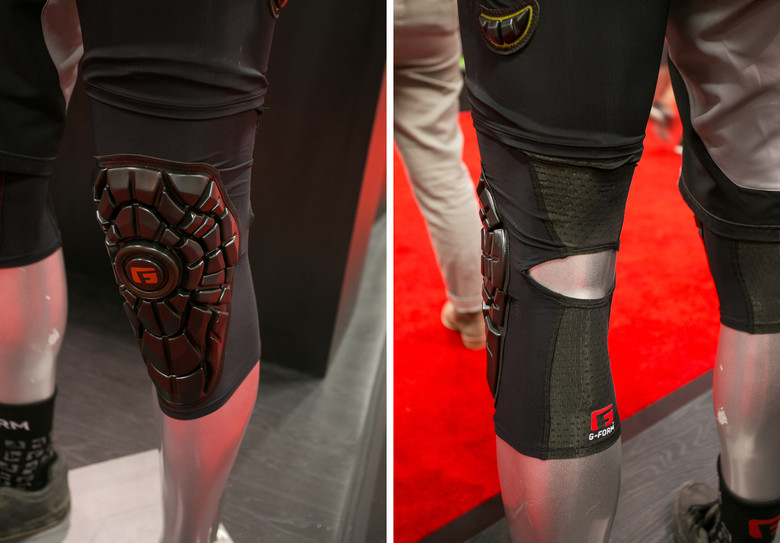 G-Form s Elite Knee and Elbow Guards are a beefed up version of their  slimmer pads and meet CE 1621 Level 1 certification requirements. e0f023fe75