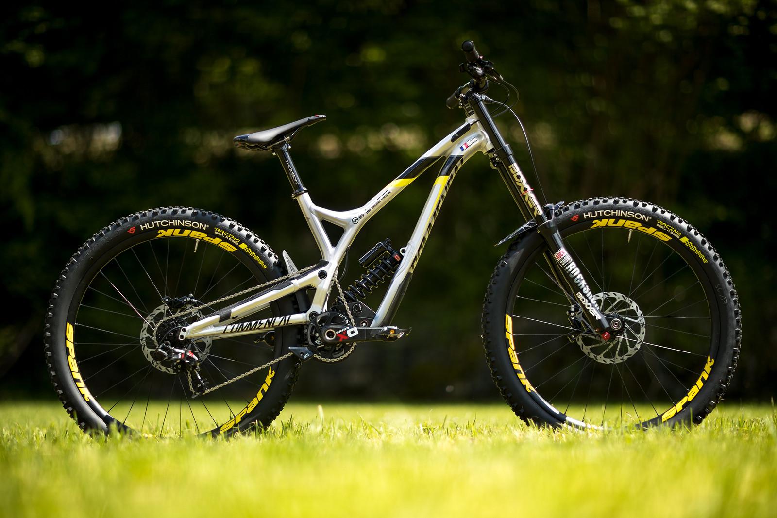 Remi's bike