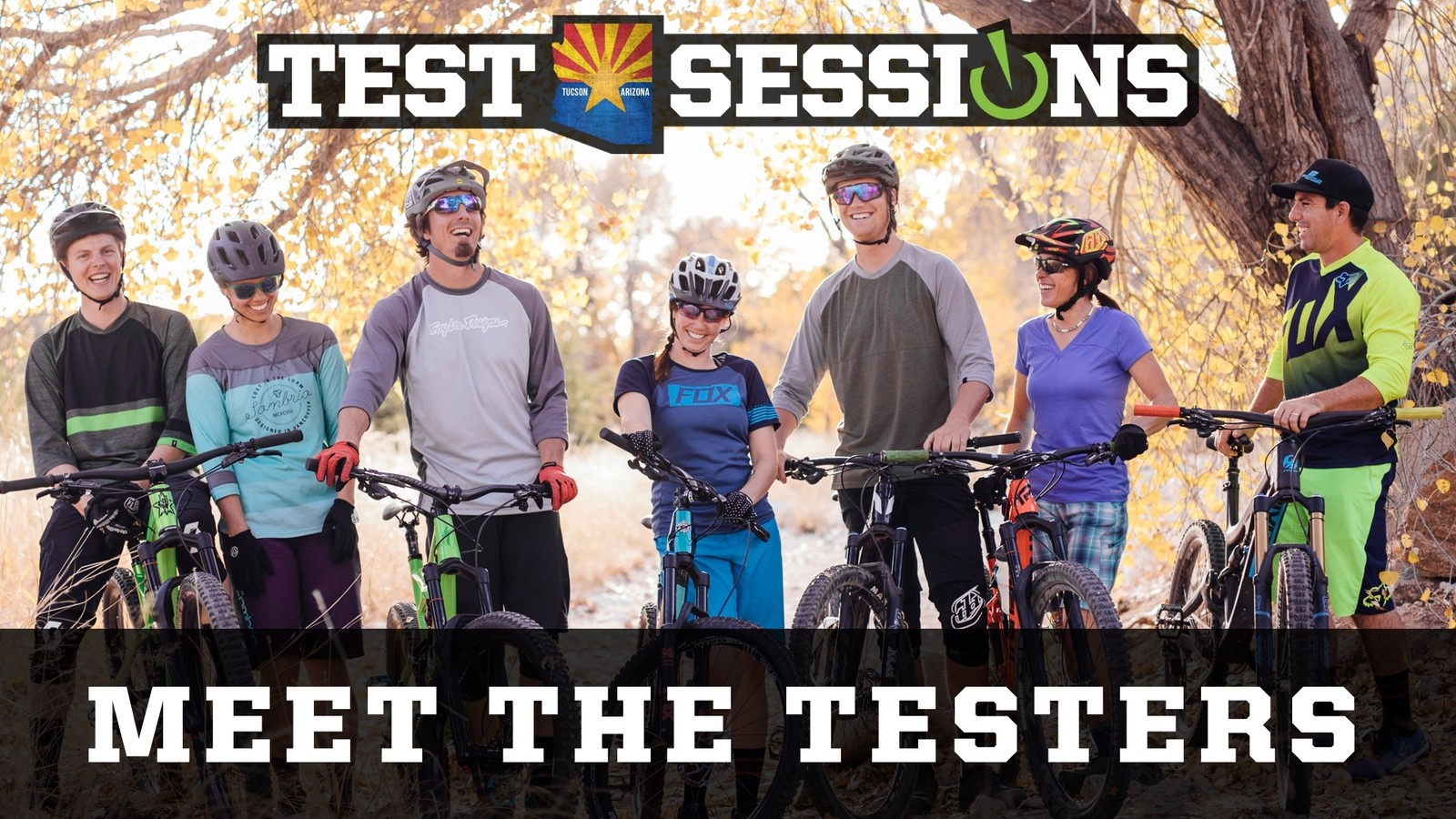 Meet The Testers - 2017 Vital MTB Test Sessions