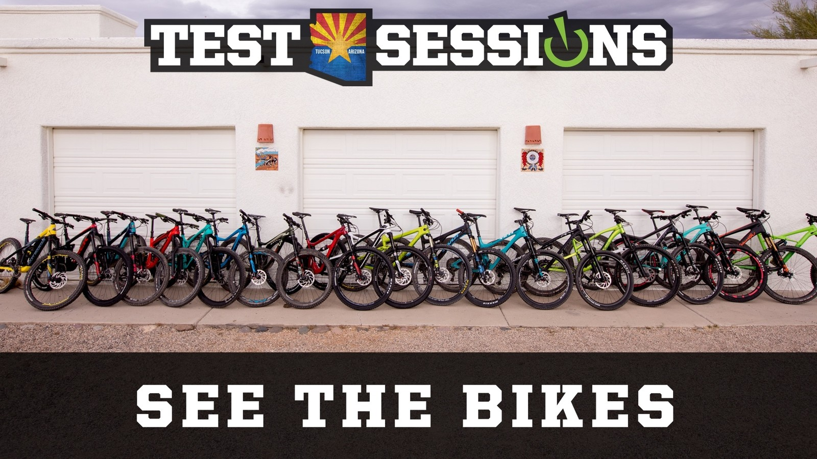 See The Bikes - 2017 Vital MTB Test Sessions