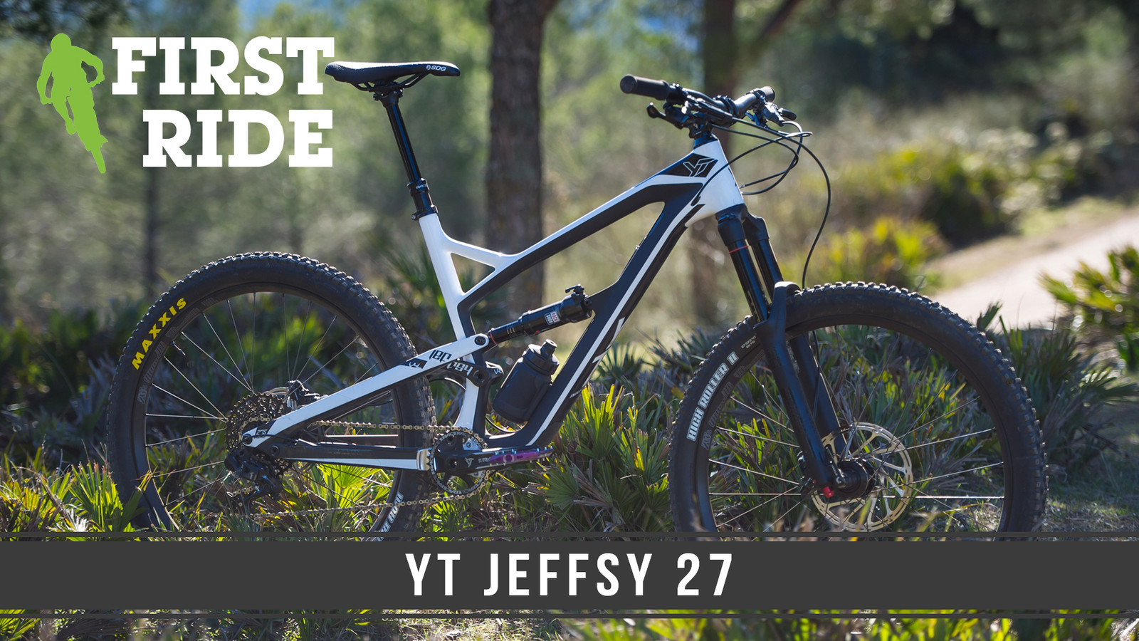First Ride: YT JEFFSY 27