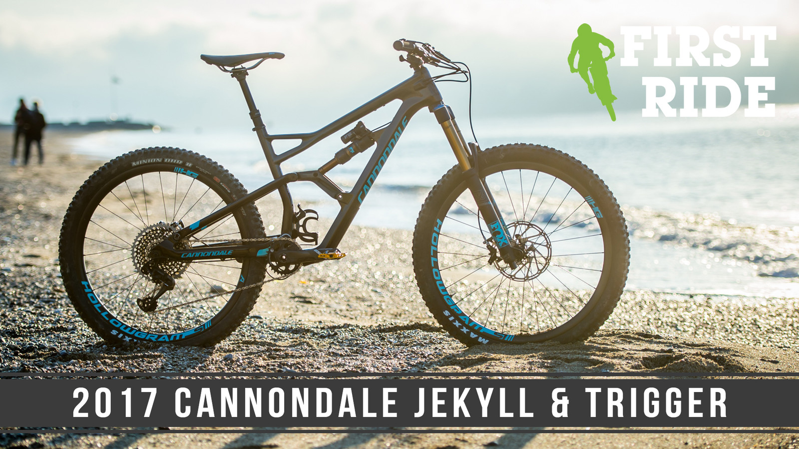 Hustle and Flow: 2017 Cannondale Jekyll and Trigger