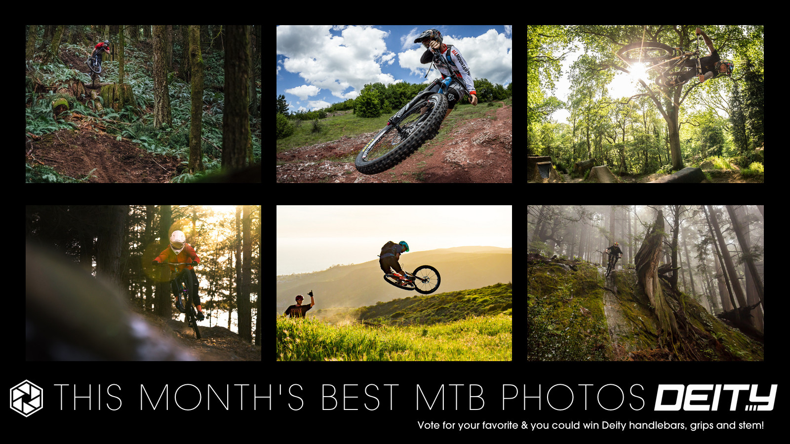 The Month's Best MTB Shots | Vital MTB Photo Comp