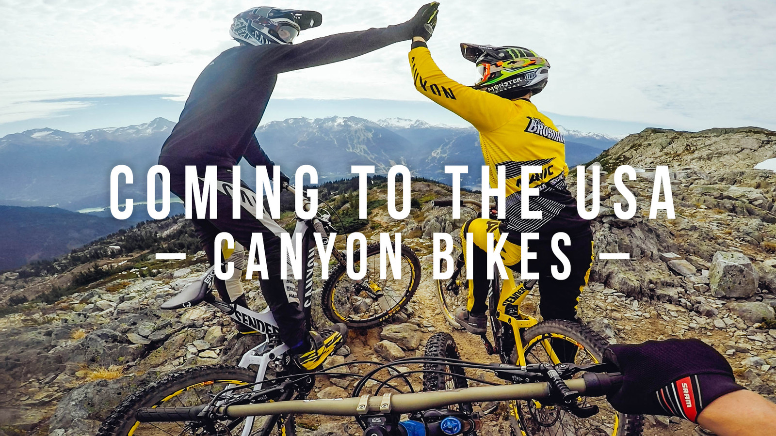 Coming to the USA - Canyon Bikes