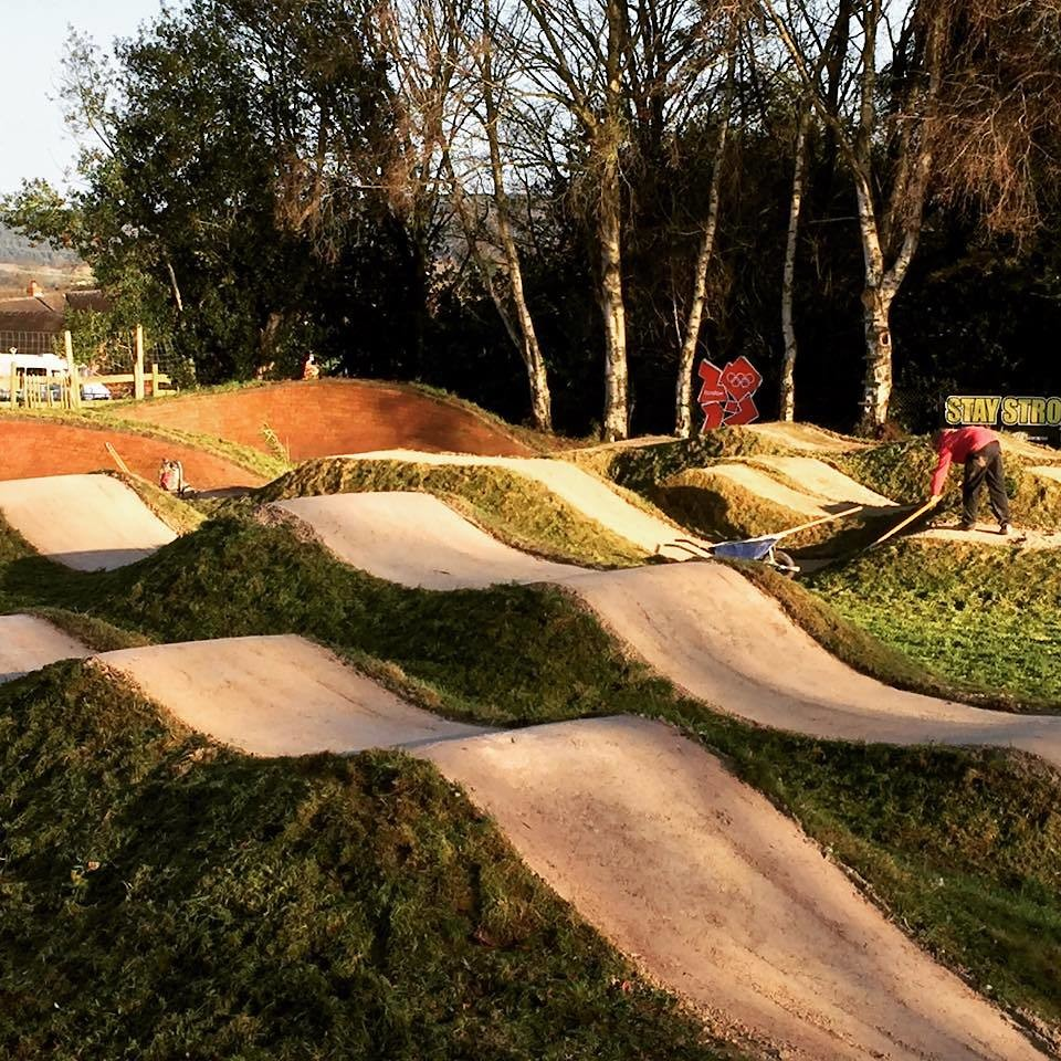 show off your backyard pumptrack or one you dream about the