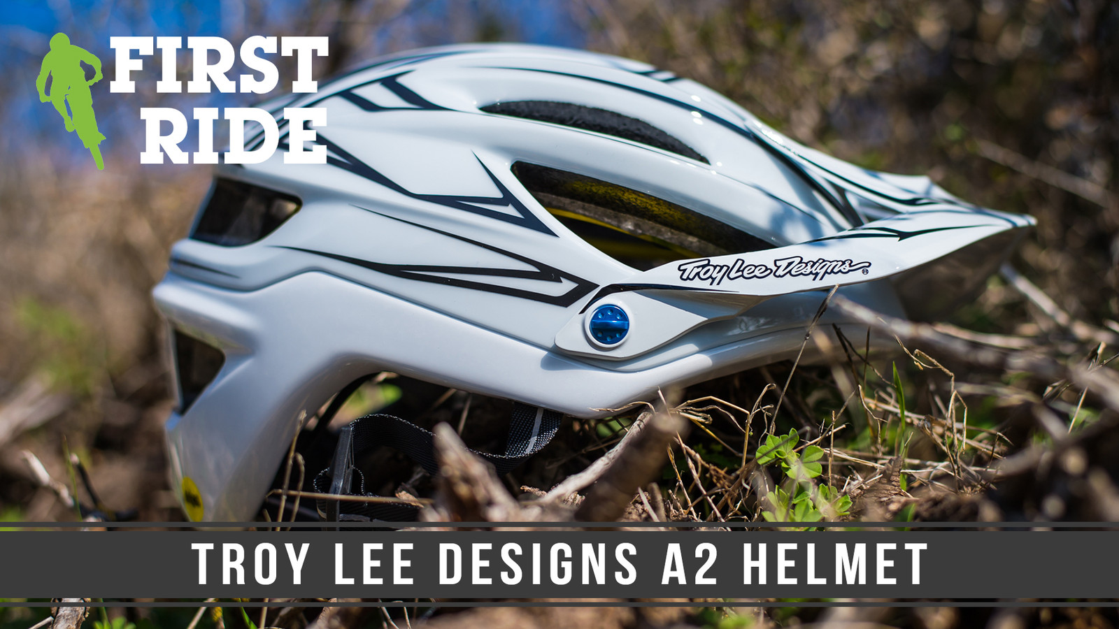 First Ride: Troy Lee Designs A2 Helmet