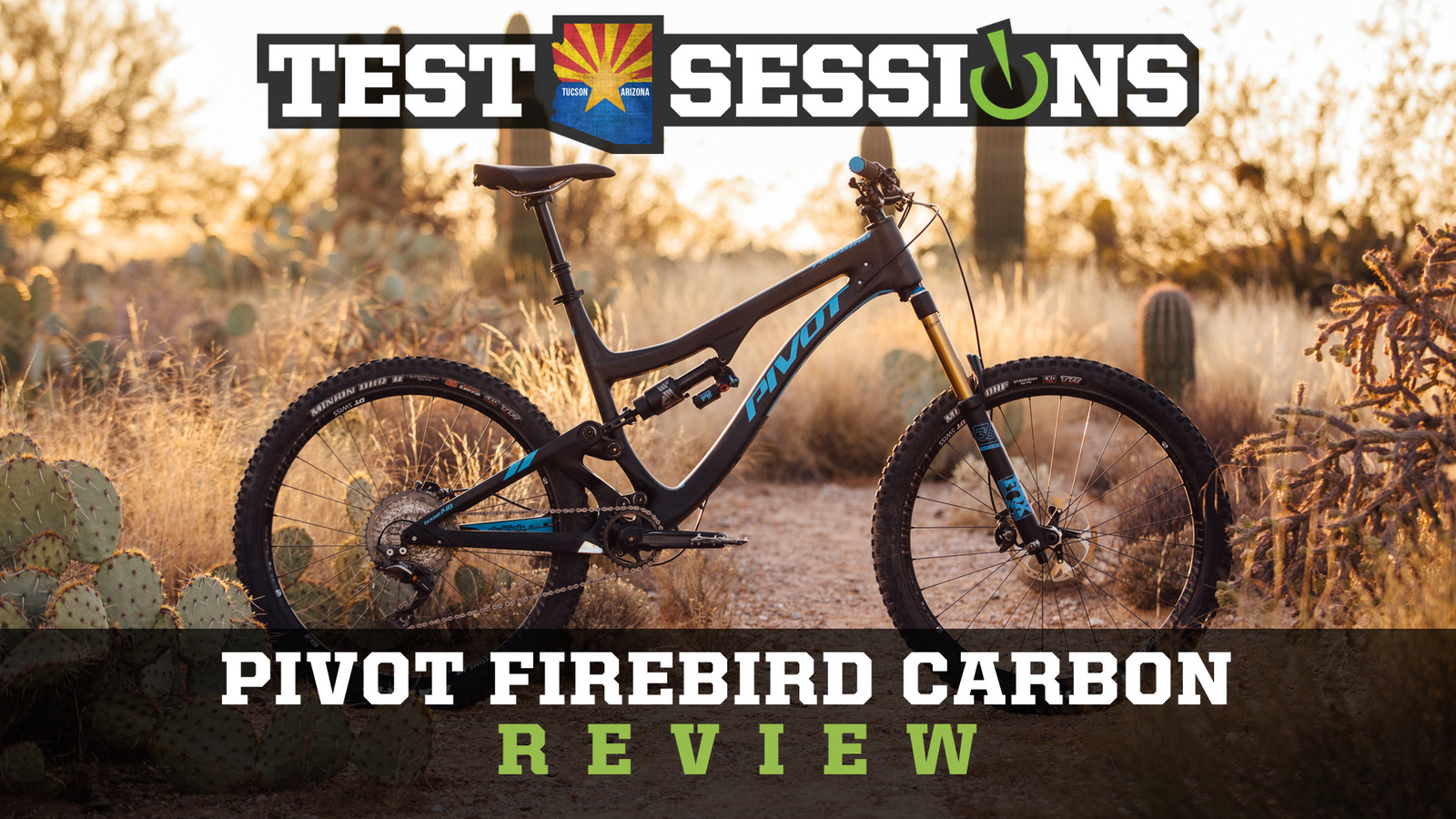 Review - 2017 Pivot Firebird Carbon from Vital MTB Test Sessions