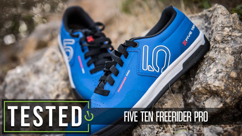 Tested: Five Ten Freerider Pro Shoe
