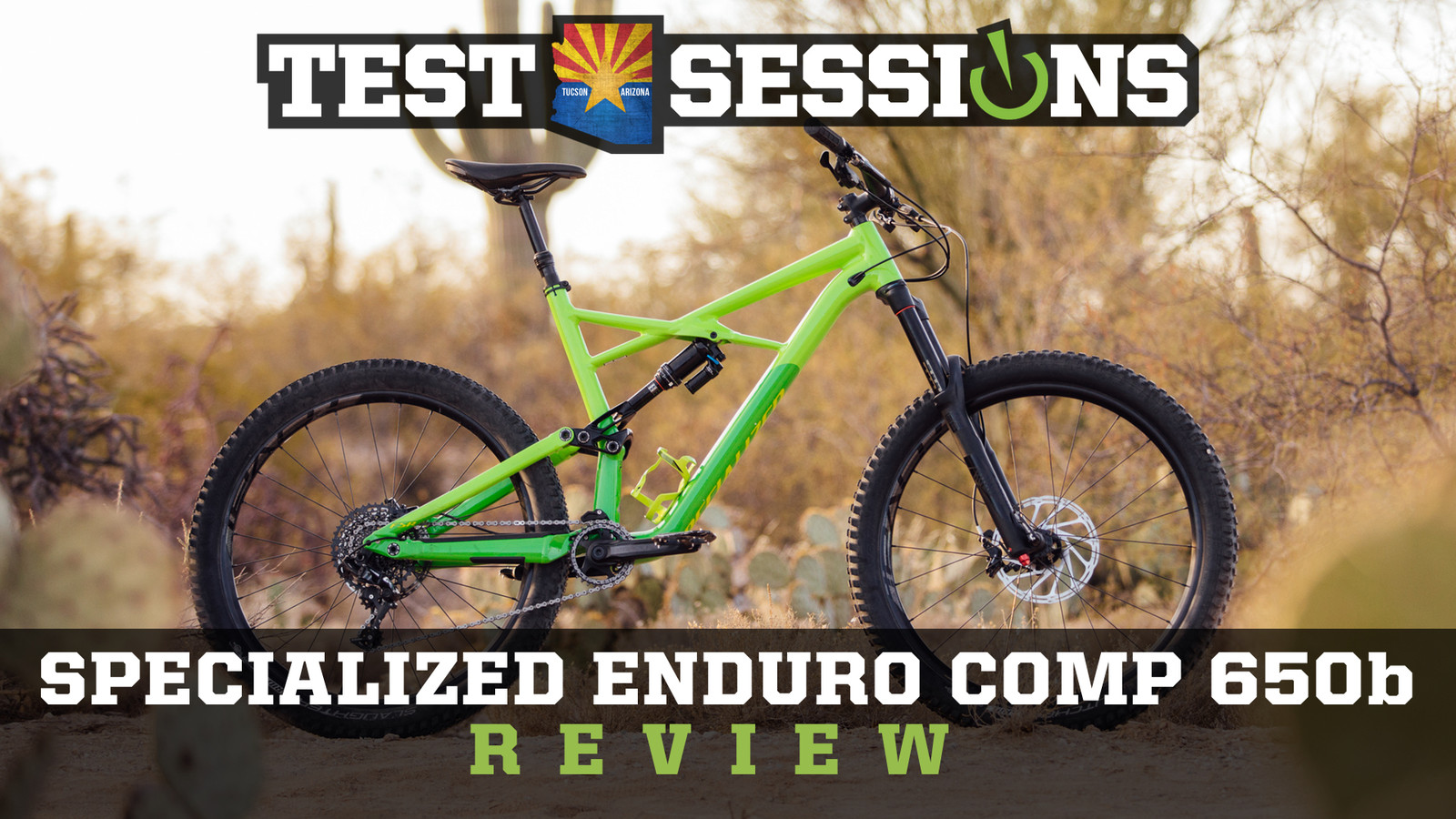 Review - 2017 Specialized Enduro 650b from Vital MTB Test Sessions