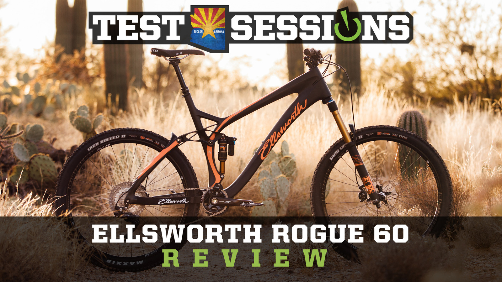 Review - 2017 Ellsworth Rogue 60 from Vital MTB Test Sessions