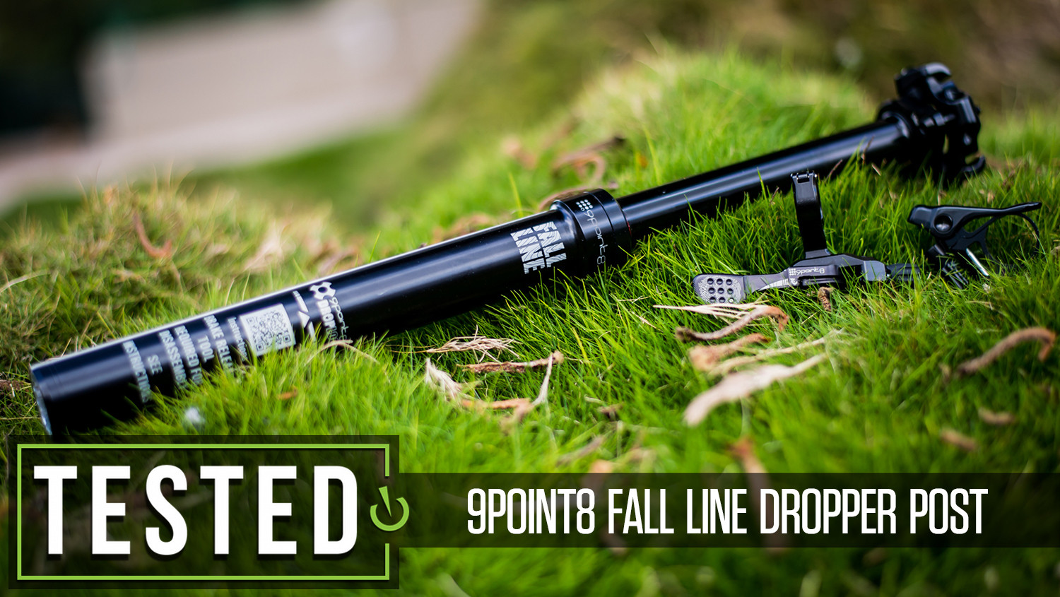 Tested: 9point8 Fall Line Dropper Post