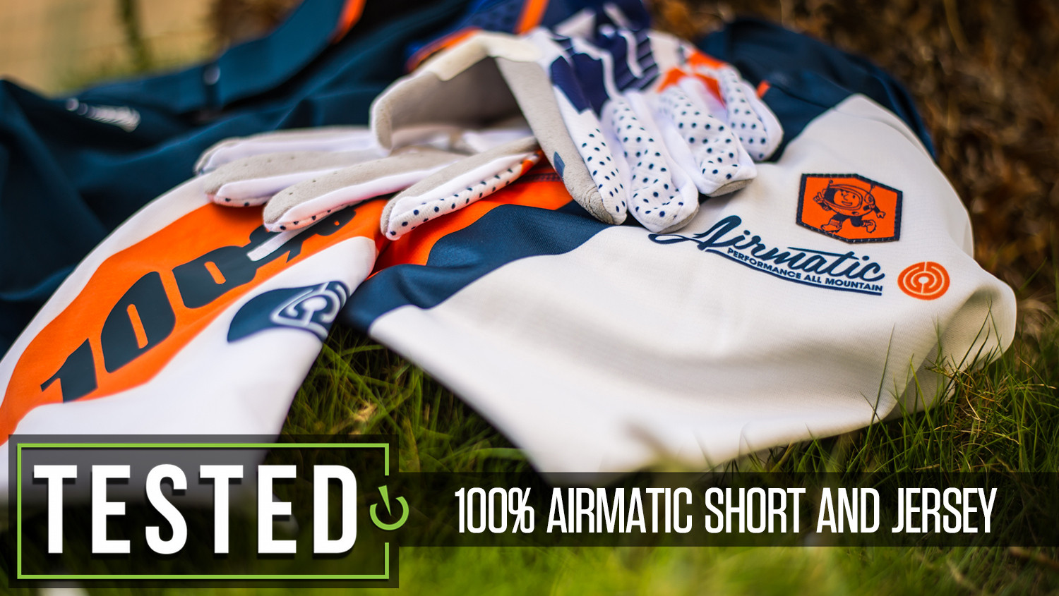 Tested: 100% Airmatic Short and Jersey