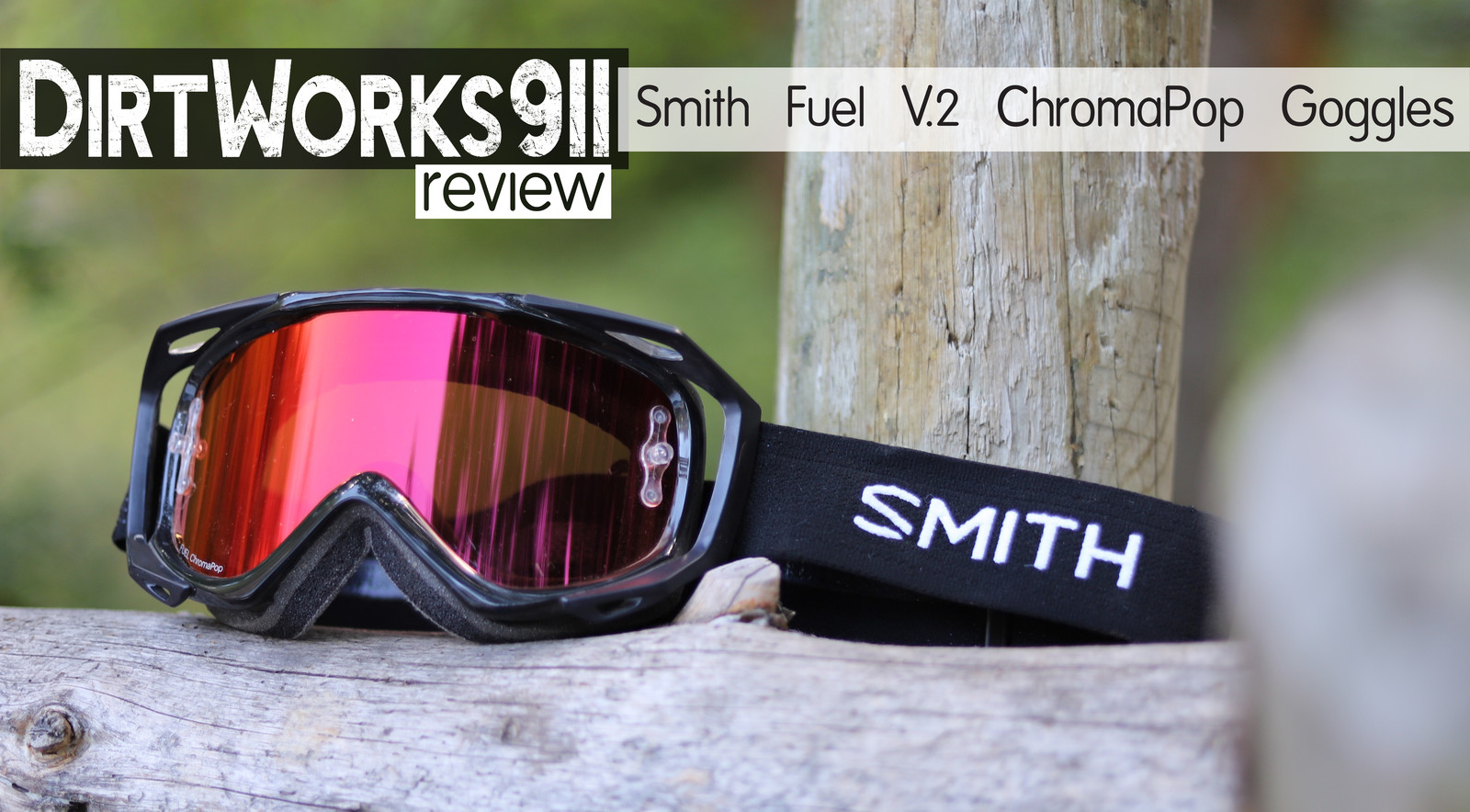 Smith Fuel V.2 ChromaPop Goggles