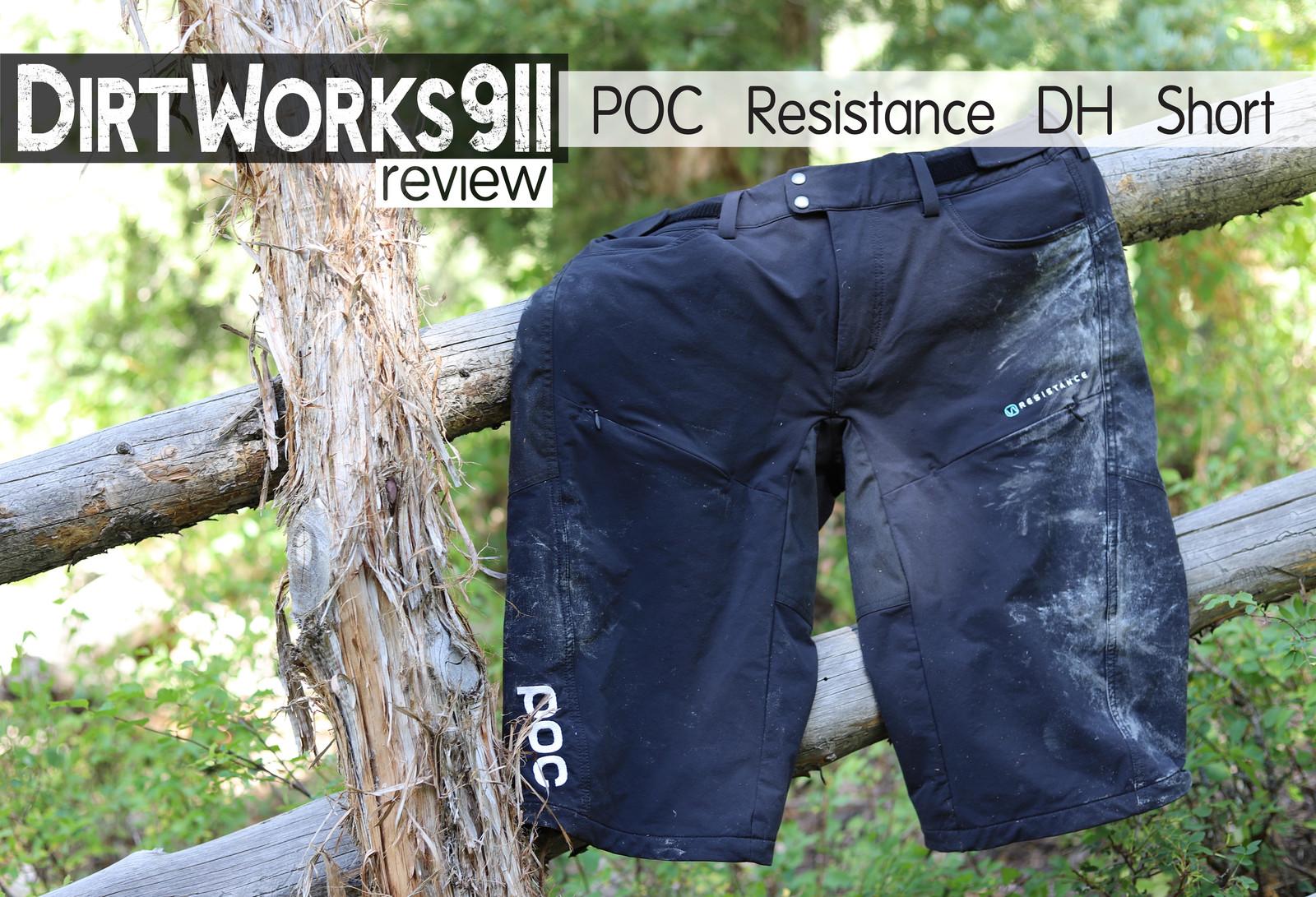 POC Resistance DH Short
