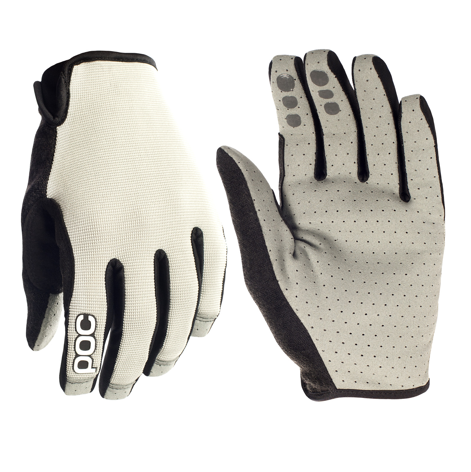 POC Index Air Glove  Index_Air_AluminiumGrey_1004
