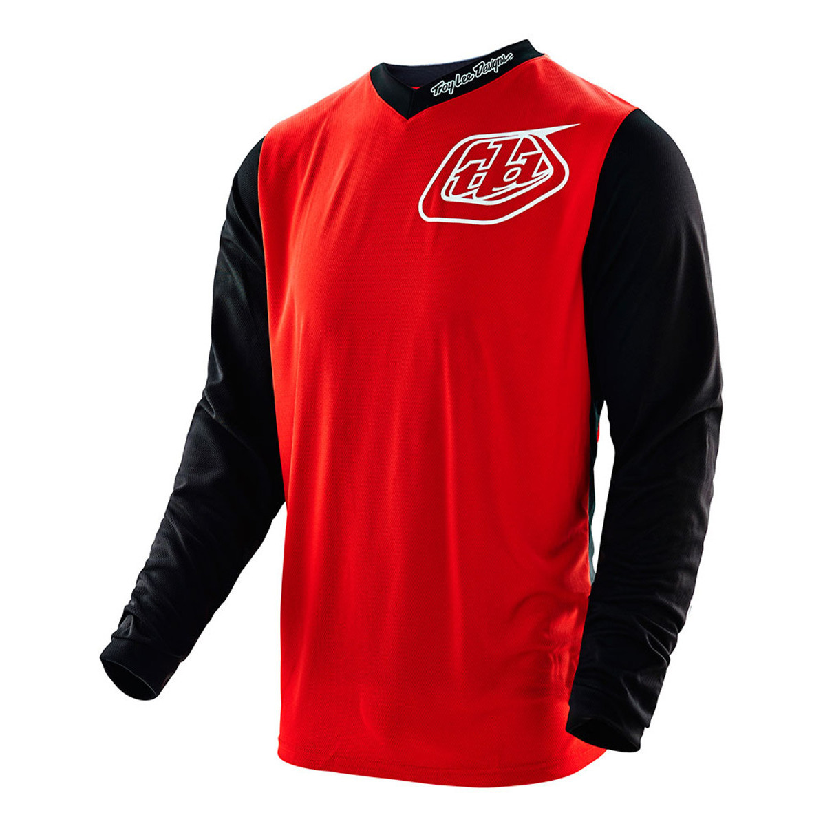 Troy Lee Designs GP Jersey  TLD GP Jersey - Hot Rod Red