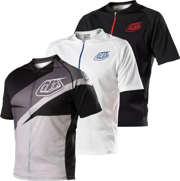 Troy Lee Designs Ace Jersey  troy-lee-ace-short-sleeve-jersey