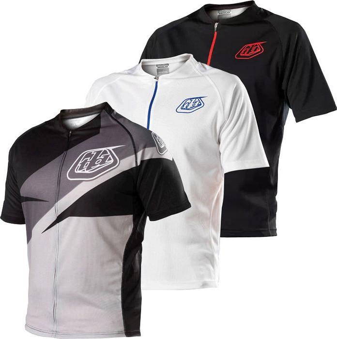 Troy Lee Designs Ace Jersey  troy-lee-ace-short-sleeve-jersey