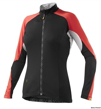 Mavic Athena Long Sleeve Womens Jersey Winter 2011  60037.jpg