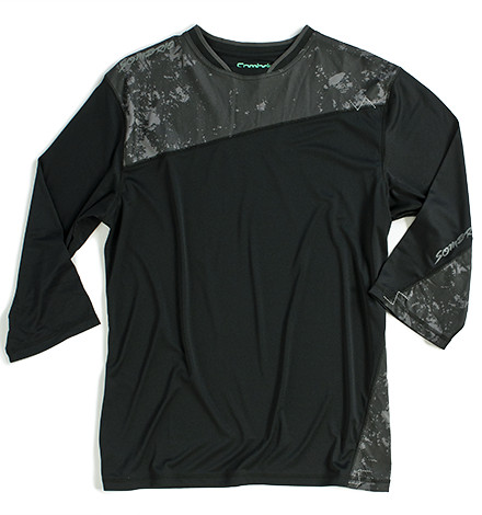 Sombrio Disciple Jersey  SS13_DISCIPLE_JERSEY_MINERAL-GREY_FRONT_MAIN_grande