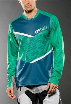 Oakley Retro V Long Sleeve Jersey  61947.jpg