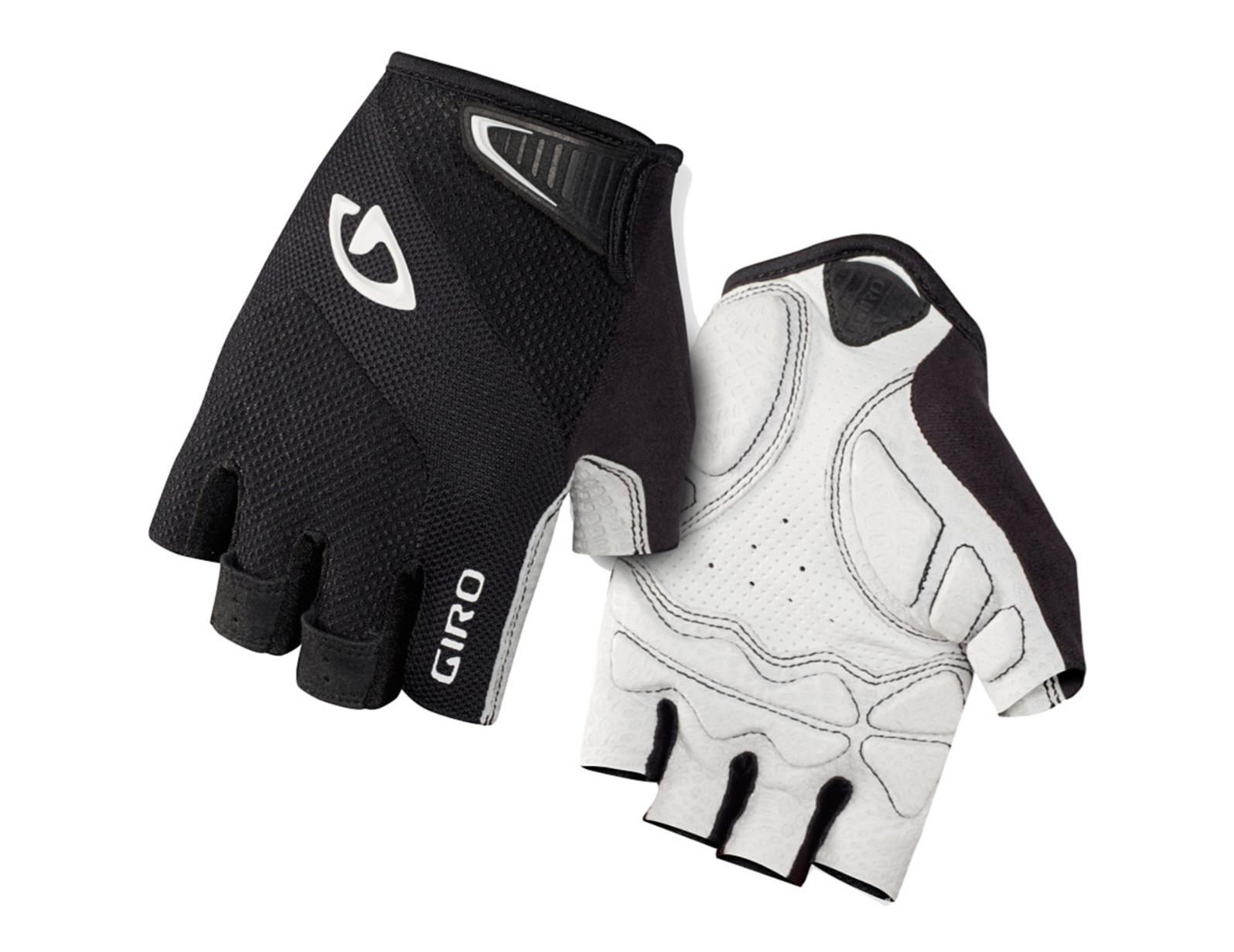 Giro Monaco  Gloves Giro Monaco Gloves - black:white