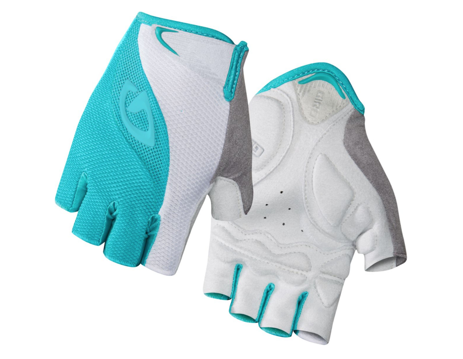 Giro Women's Tessa  Gloves Giro Women's Tessa Gloves - Turquoise : White