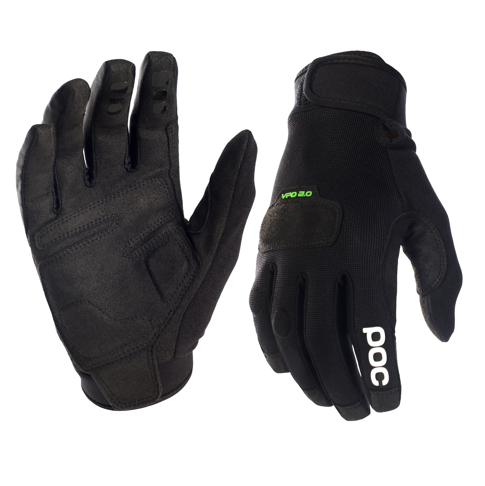 POC Index DH Glove  Index_DH_UraniumBlack_1002