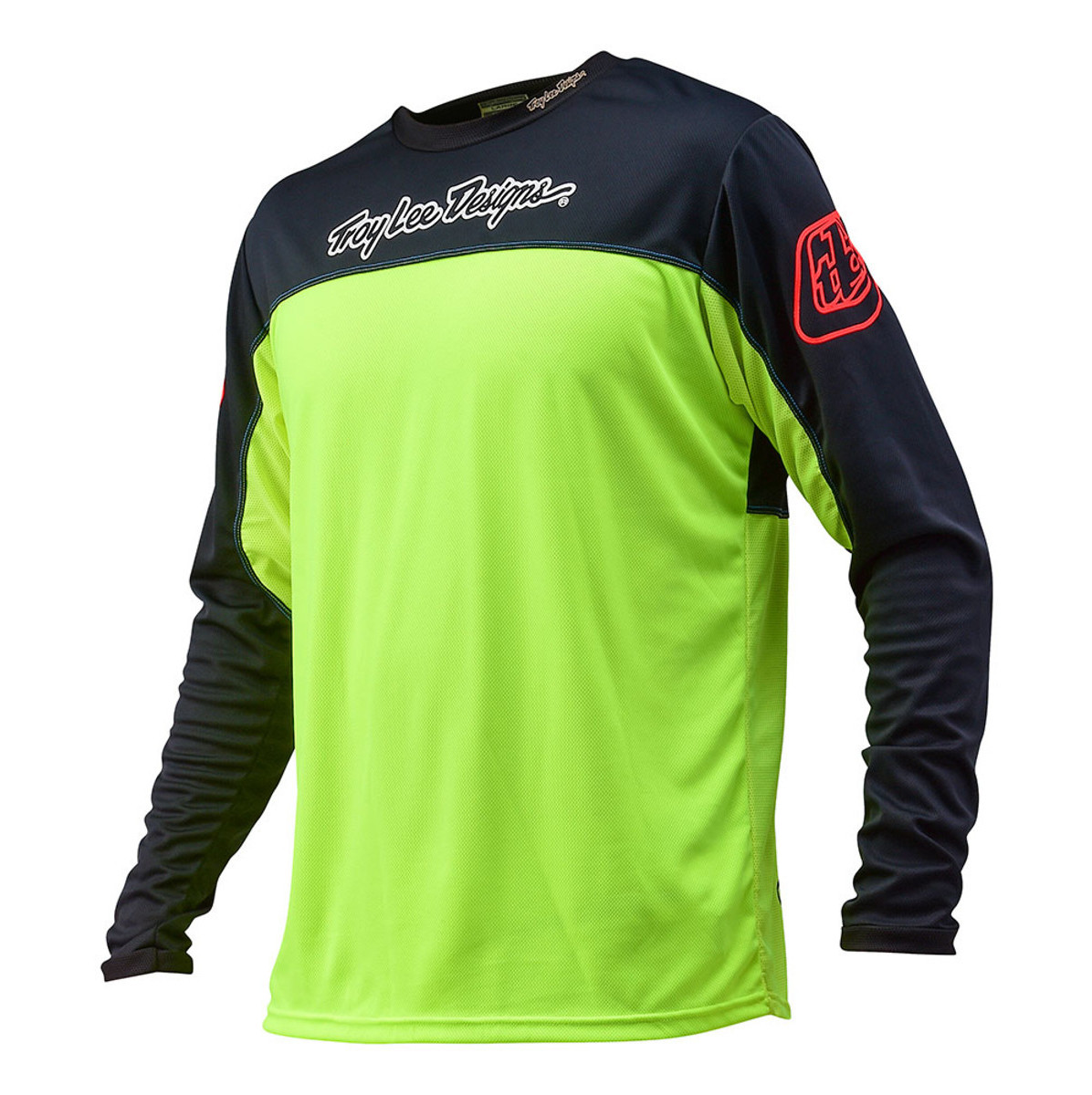 Troy Lee Designs Sprint Jersey  TLD Sprint Jersey - Yellow