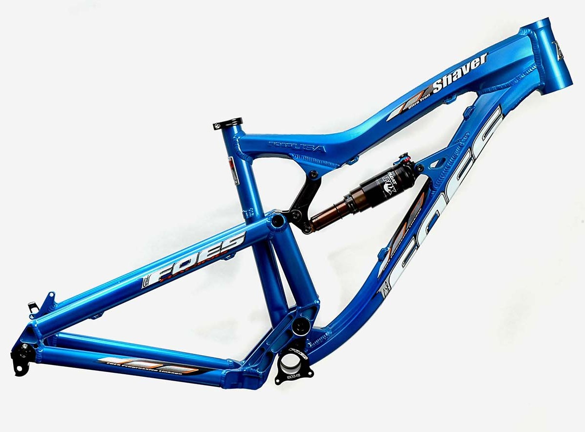 Foes Shaver Frame Shaver in candy blue