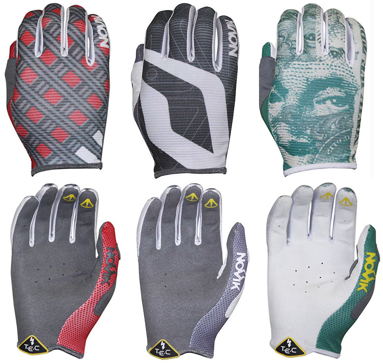 "Novik T.E.C. Gloves Novik ""That's Even Cooler"" Gloves"