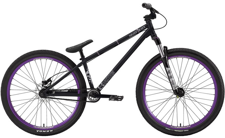 2013 Eastern Nightrain Bike NIGHTTRAIN_Purple-nofrontbrake