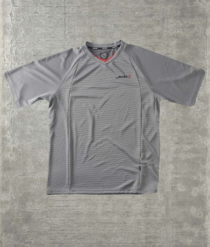 Jett Draken Jersey Grey