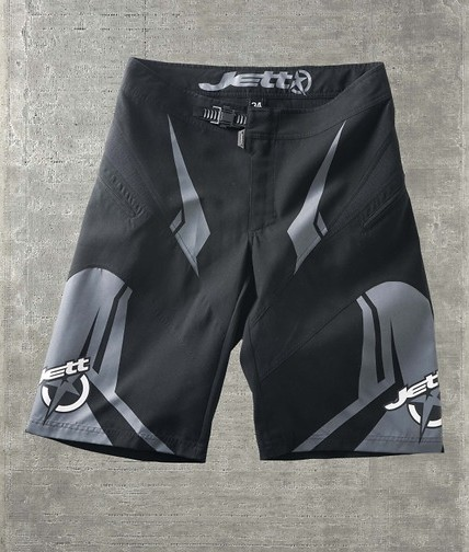 Jett Draken Short Black