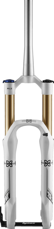 X-Fusion Slant RL2 DLA Suspension Fork MT13slant_RL_w_gold_withDLA