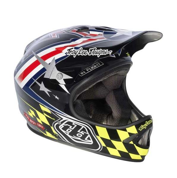 Troy Lee Designs D2 Composite Helmet 13TLD_D2_AIRSTRIKE_BLK_04
