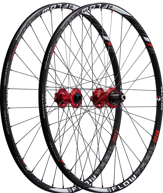 Novatec Flowtrail 29 Complete Wheelset flowtrail29
