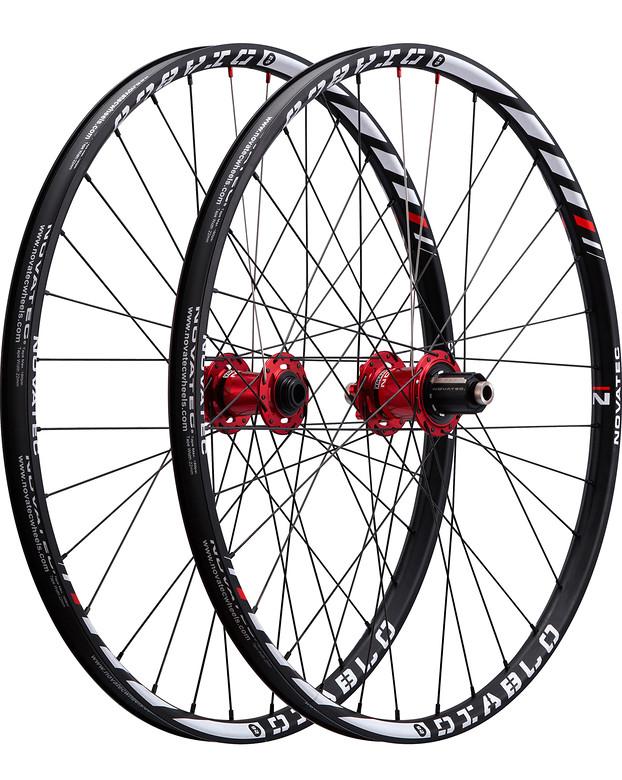 Novatec Diablo 26 Complete Wheelset diablo26