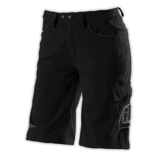 Troy Lee Designs Women's Skyline Short  Troy Lee Designs Women's Skyline Short - Black