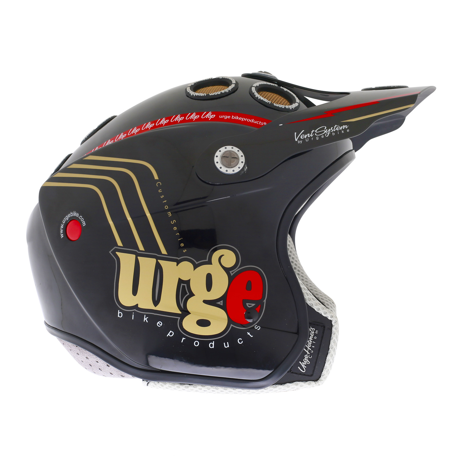 Urge 2013 Real Jet Open Face Helmet real
