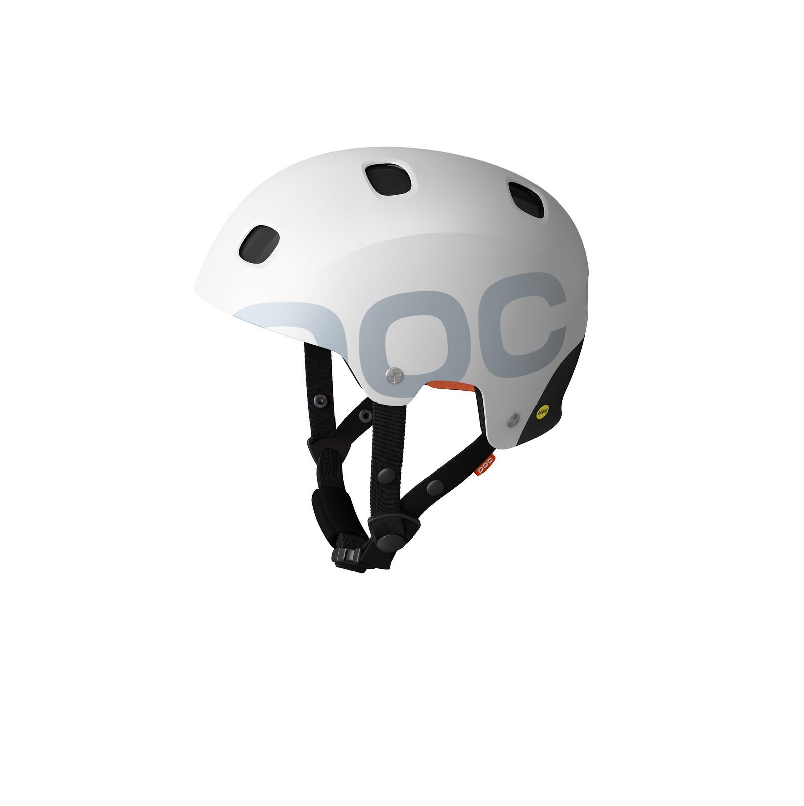POC Receptor Backcountry Open Face Helmet Receptor_BackCountry_White_01