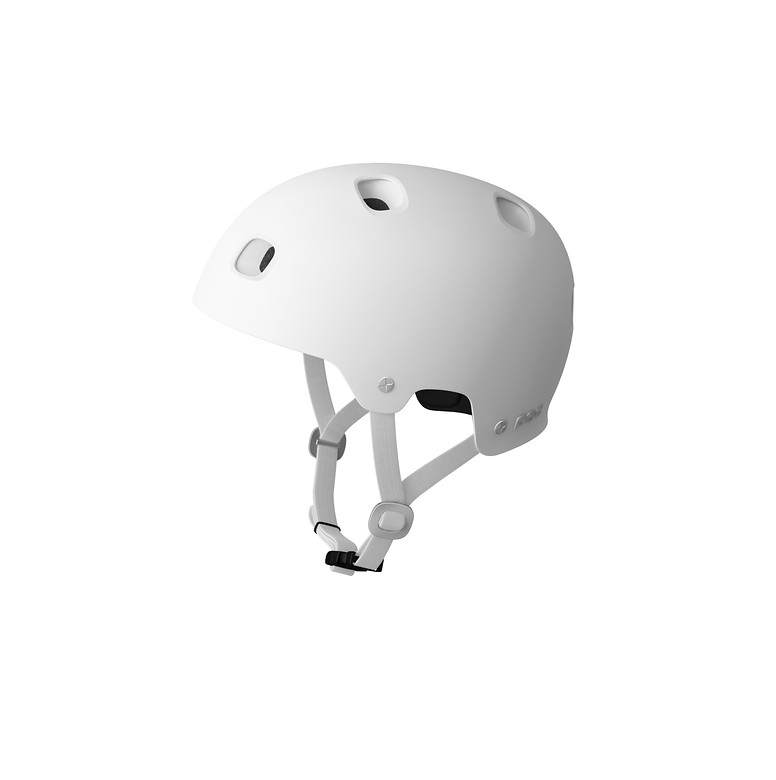 POC Receptor Commuter Open Face Helmet Receptor_Commuter_White_01