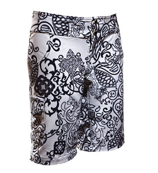 Shredly MAMA Riding Short MAMA-front